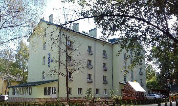 Партнери: Санаторій «Одеса»
