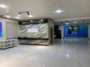 Бювет - оздоровчий центр в Ташкенті